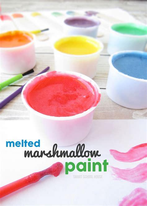 marshmallow paint