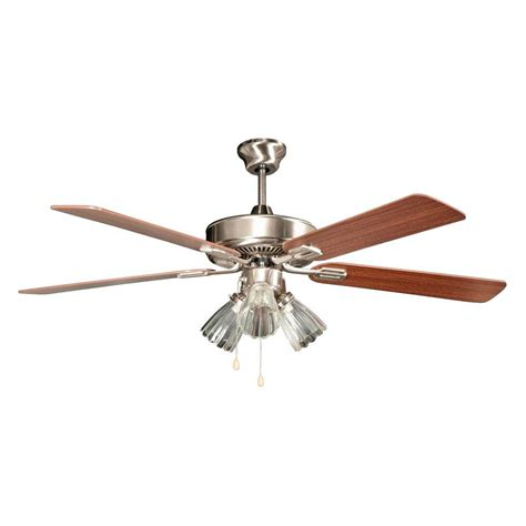 radionic hi tech marcos 52 in stainless steel ceiling fan