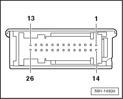 Kabel Jireh Colour V8 C 35 vwvortex upgrading phaeton navi to new rns 810