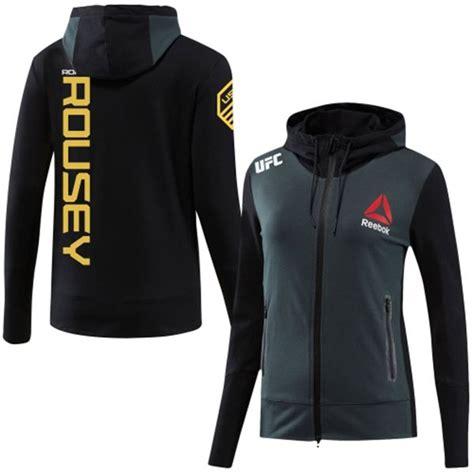 Rompi Hoodie Ufc Reebok Energy buy reebok sweatshirt womens gt off60 discounted