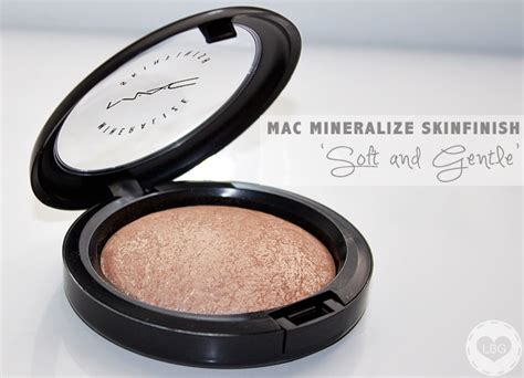 Mac Soft Gentle mac mineralize skinfinish in soft and gentle review photos