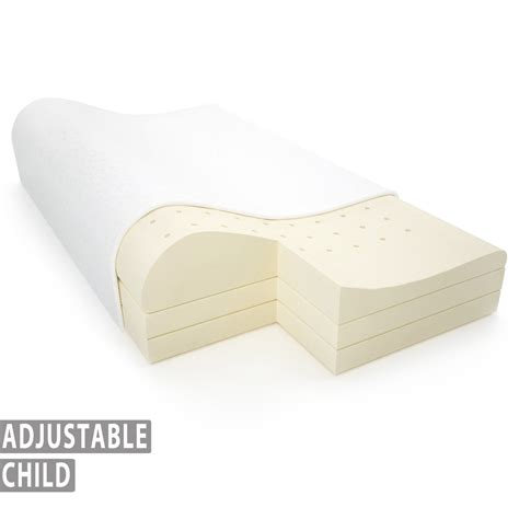 Childs Pillow by Memory Foam Toddler Pillow Milliard Bedding The