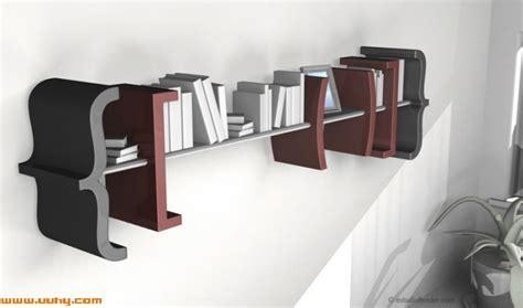 括号书架 equation bookshelf 创意悠悠花园
