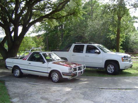 1987 subaru brat granster69 1987 subaru brat specs photos modification