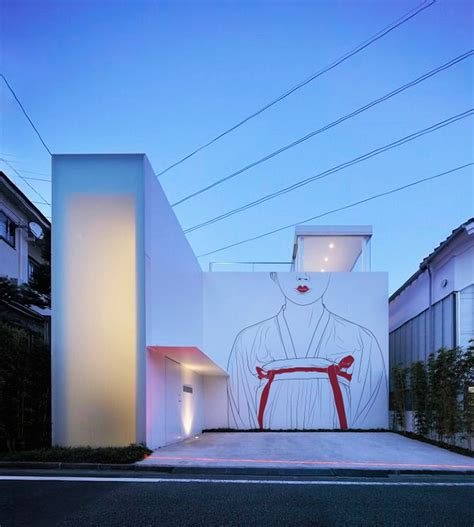 shirley art home design japan maria umievskaya adds ancient drawings to modern japanese