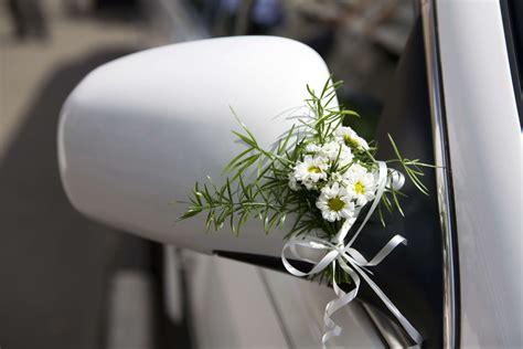 Hochzeitseinladung Auto by Blumendeko F 252 R Das Auto Bildergalerie Hochzeitsportal24
