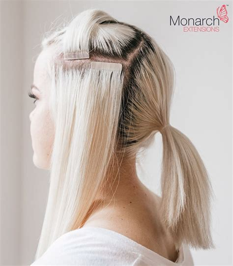 hairstyles with tape extensions 30 best tape in remy hair extensions super tape in