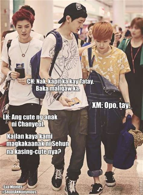 Exo Tagalog Memes - pinterest discover and save creative ideas