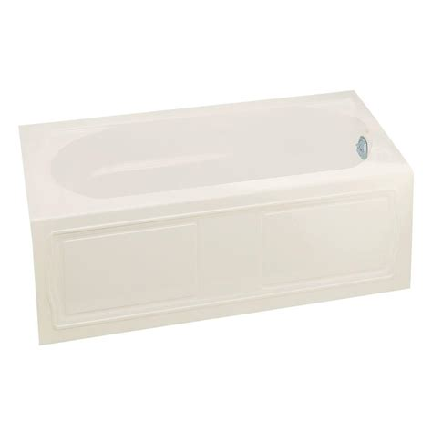kohler devonshire bathtub kohler devonshire 5 ft right hand drain rectangular
