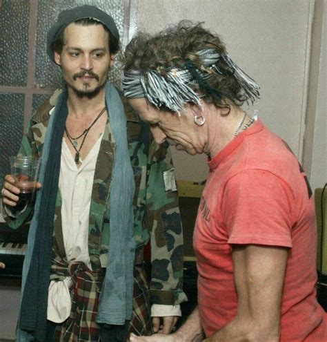johnny depp life biography johnny depp keith richards jd does the voice over for