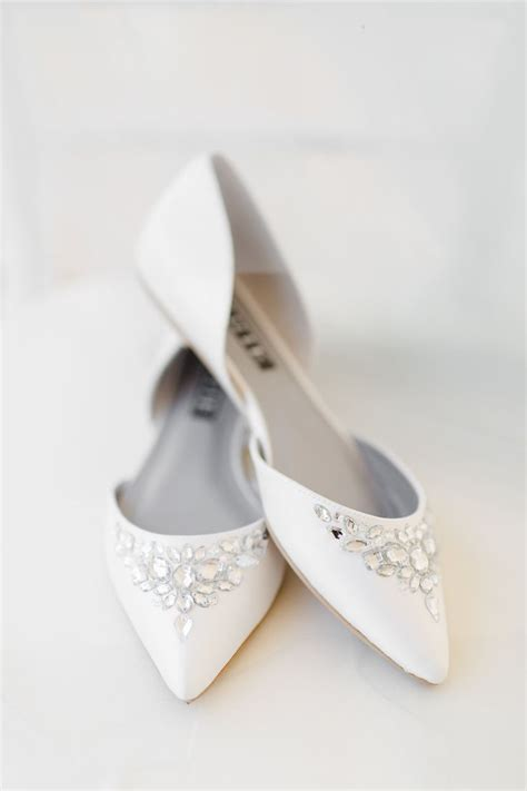 White Wedding Flats by Best 25 White Flats Ideas On Lace Flats
