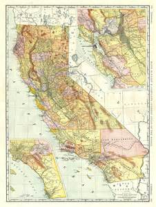 california geographicus antique maps