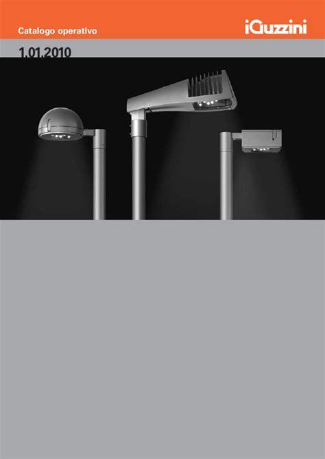 i led illuminazione catalogo catalogo operativo iguzzini 01 01 2010 by iguzzini