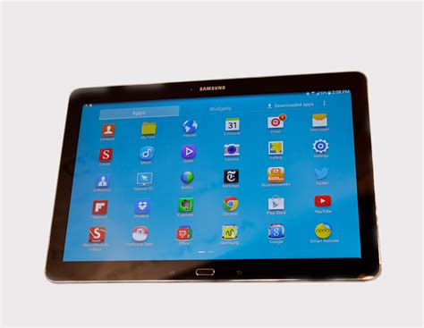 Tablet Samsung Pro samsung launches world s 12 2 inch tablet that beats i pad sagmart