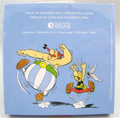 atlas figure 7 the archives of asterix atlas metal figures n 176 07