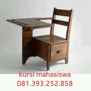 Kursi Kayu Satuan kursi kuliah dari kayu mbarepjati 0813 9325 2858