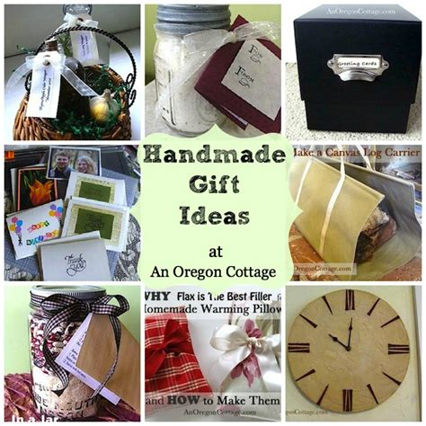 Handmade Presents For Friends - handmade gift ideas