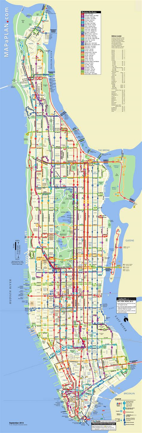 map of manhattan ny tourist map manhattan new york images