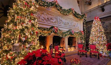 biltmore house christmas biltmore house christmas photo tour 2016