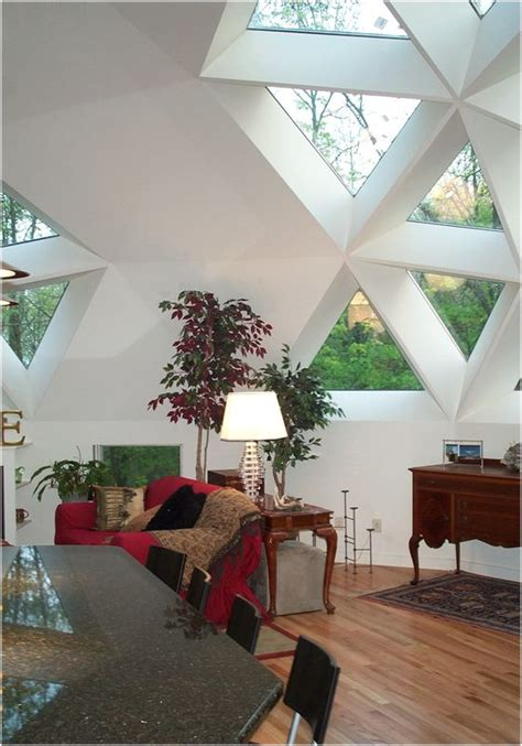 geodesic dome home interior best 25 geodesic dome homes ideas on pinterest