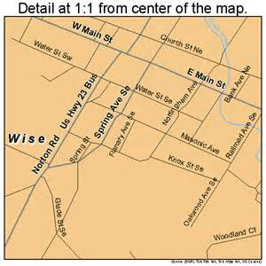 wise virginia map 5187072