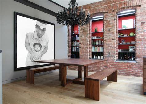 table a manger pliable table 224 manger design pour un int 233 rieur moderne