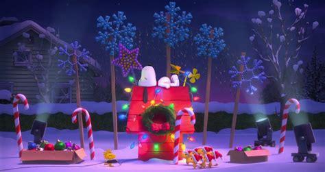 imagenes de navidad snoopy charlie brown y snoopy adelantan la navidad en el tr 225 iler