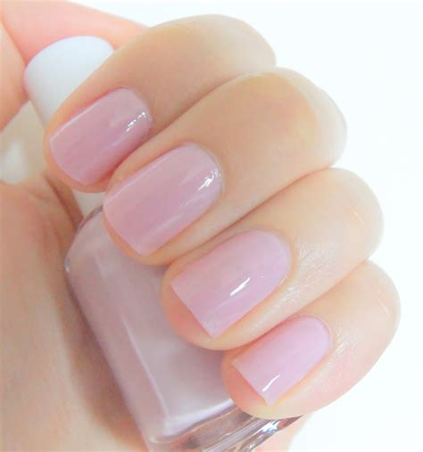 light pink nail polish essie nail polish neo whimsical review swatch