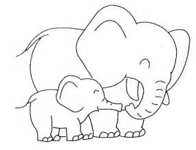 baby elephant coloring pages baby elephant coloring pages barriee