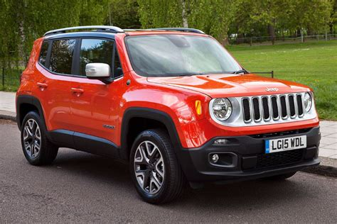 jeep renegade orange civilised car hire civilised car hire