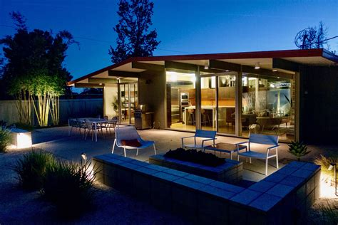 eichler house the for an eichler house goes a way mid