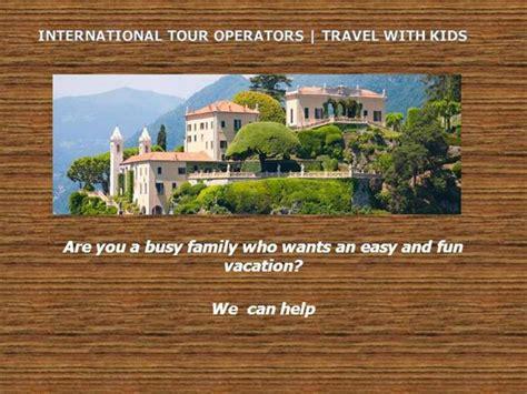 best tour operators best tour operators authorstream
