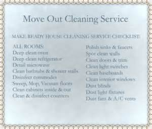 Move Out Cleaning Includes Move Out Cleaning Checklist Yelp