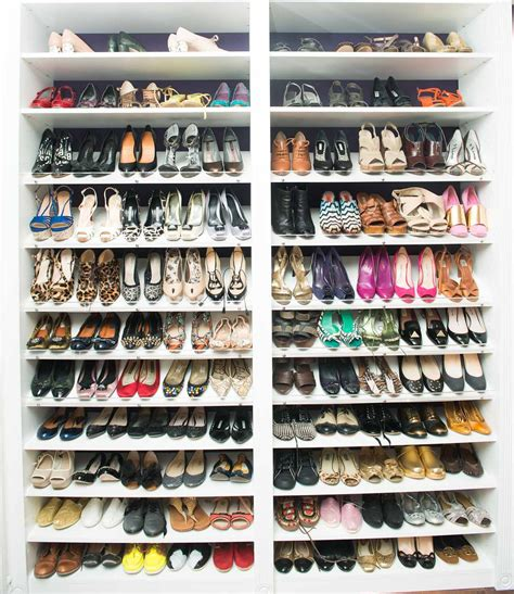 Shoes Closets by 16 Drool Worthy Shoe Closets Messiah