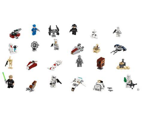 Lego Shop Calendrier Calendrier De L Avent Lego 174 Wars 75146