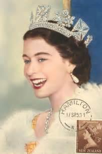 Queen Elizabeth The Second by Chantal Loves Vintage Queen Elizabeth Ii