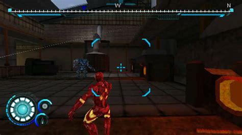 iron man video game psp black gold