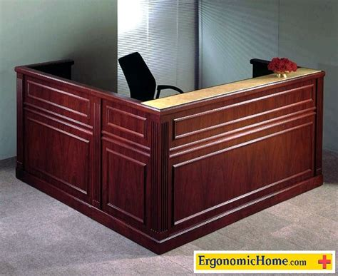 Traditional Reception Desk Reception Desks Ada Compliant Arnold Contract Ardesk L Shaped U Shaped Custom