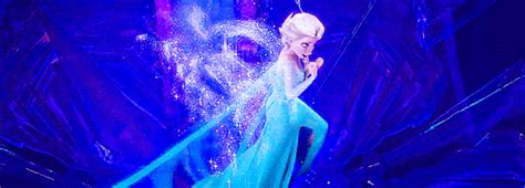 Disney Frozen Ponytail Elsa Blue sundayland the time we actually were ok with a disney