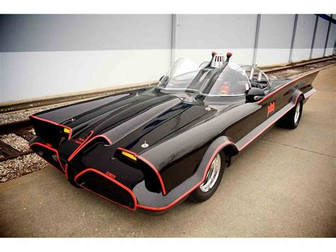 Batmobile For Sale by 1966 Batmobile Replica For Sale Classiccars Cc 746105