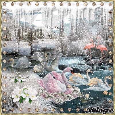 imagenes de paisajes de invierno paisaje de invierno picture 131926666 blingee com