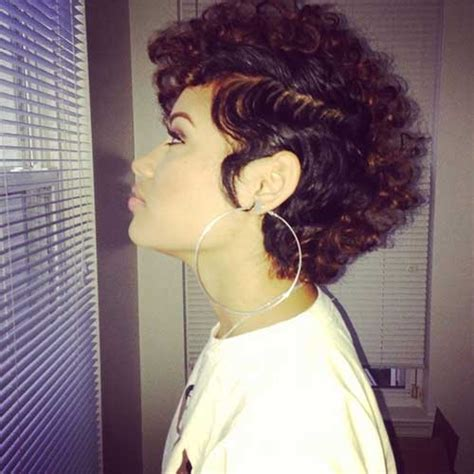 cute hairstyles natural hair 20 cute short natural hairstyles short hairstyles 2017