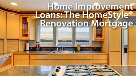home improvement loans added to mortgage 28 images