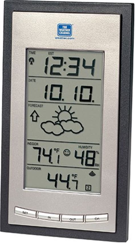 the weather channel ws 9065twc wireless weather station