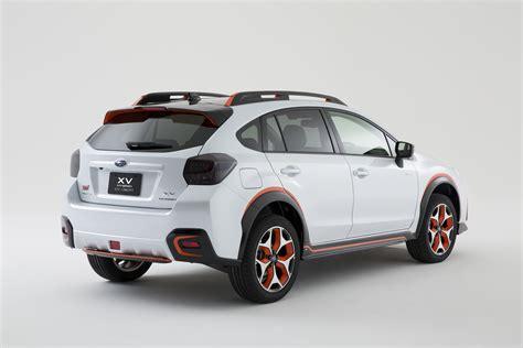 subaru xv subaru xv hybrid sti concept 01 2016