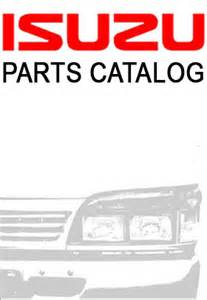 Isuzu Accessories Catalog Isuzu Parts Catalog Auto Parts Diagrams