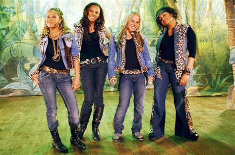 cheetah girls raven symone adrienne bailon