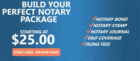 notary public bonds and supplies from arizona notary bond