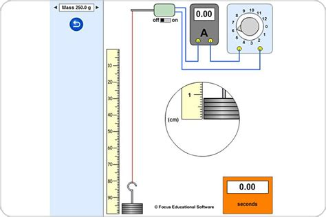 Electric Motor Experiment by Electric Motors Experiment By Focus Educational Software