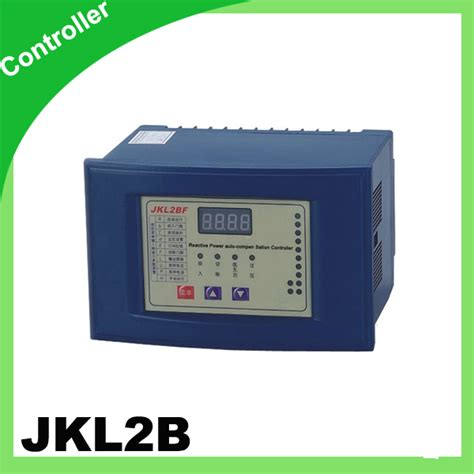 Power Factor Controller 380v jkl2b power controller 220v 50hz power factor 12step match for power factor capacitor with